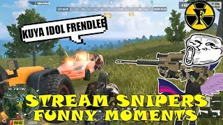 STREAM SNIPERS (Rules of Survival: Battle Royale) [TAGALOG]