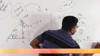 01. Trigonometric Ratios of Compound Angles Part 01 | যৌগিক কোণের ত্রিকোণমিতিক অনুপাত পর্ব ০১
