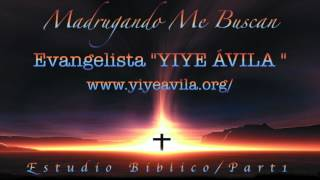YIYE ÁVILA - Madrugando Me Buscan (Part1) Audio REMASTERED!