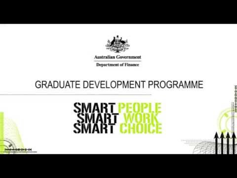 Department of Finance Graduate Promotional Animation