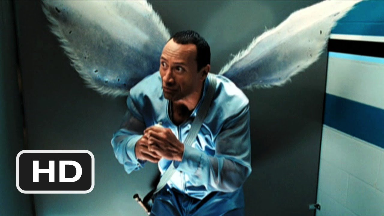 Tooth Fairy  5 Movie CLIP - The Writing s on the Stall  2010  HD