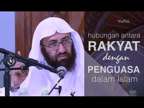 Pengajian Ulama: Hubungan Rakyat Dengan Penguasa - Syaikh Abdul Malik Ramadhani