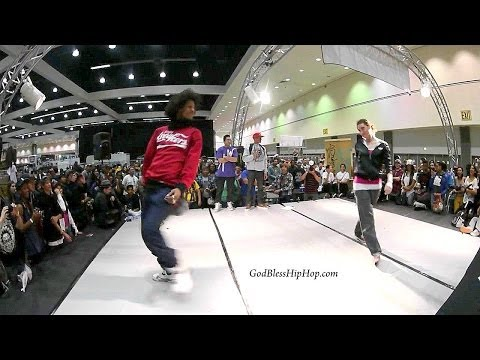 All Style Battle SEMI FINALS (Marie Poppins vs Larry (Les Twins)  Dinoi vs Ruin WOD World of Dance