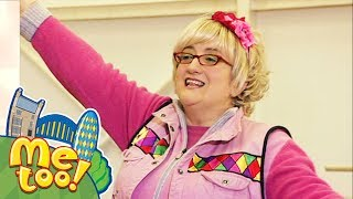 Me Too! - Scarf Dance   Full Episode   TV Show for Kids