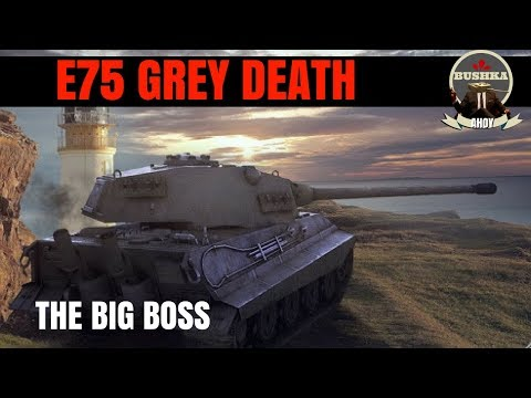 E75 HEAVY METAL MOTHER WORLD OF TANKS BLITZ