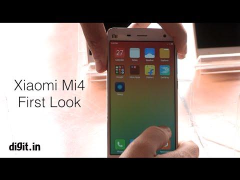 Xiaomi Mi4 - First Look