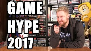NEW VIDEO GAME HYPE 2017 - Happy Console Gamer