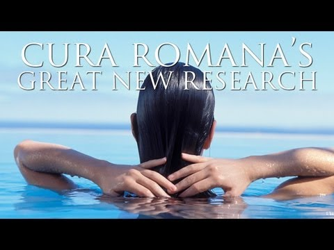 STUNNING NEW SCIENTIFIC RESEARCH ON CURA ROMANA