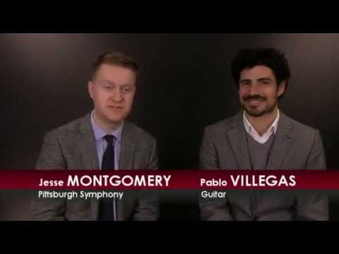 Guitarist Pablo Villegas discusses the October 10-12, 2014 Pittsburgh Symphony Orchestra concerts