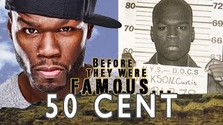 50 CENT | Before They Were Famous | CURTIS JACKSON