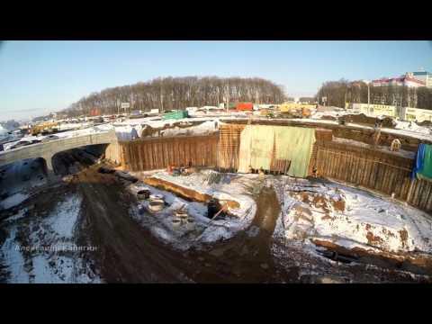 #Реконструкция #Московского шоссе / Ракитовское шоссе, март 2017 #Samara