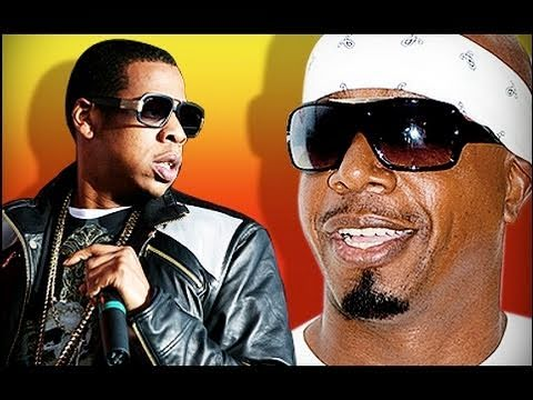 MC Hammer on Jay-Z