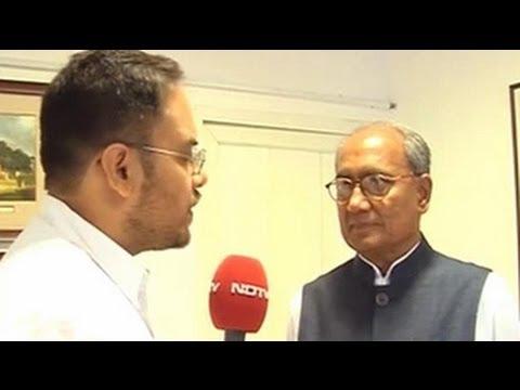 Digvijaya dismisses criticism, wants Rahul Gandhi to be leader of Congress in Lok Sabha