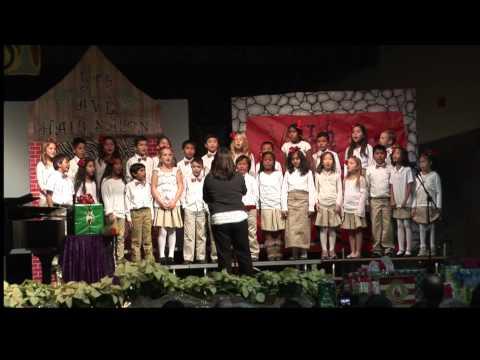 Fresno Adventist Academy Christmas Program 2013 part 2