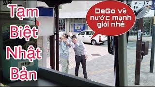 Hành Trình Về Việt Nam Sau Chuyến Đi 3 Năm ở Nhật | DEGO TV