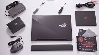 The Fastest Gaming Laptop We've Ever Tested! | The COOLEST & Thinnest Gaming Laptop ASUS Zephyrus