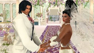 The Wedding of Rose & Captain Ofsand in Second Life