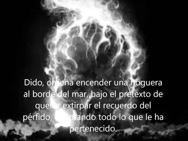 Dido Abandonada (extracto) de Vicente Martín y Soler