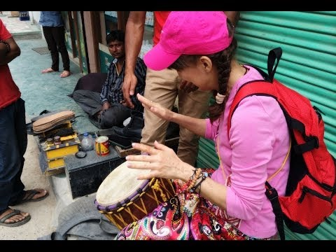 Свободные путешествия: Индия за 12 минут