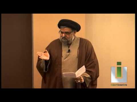 Are Ulema Obsolete? - Maulana Syed Muhammad Rizvi