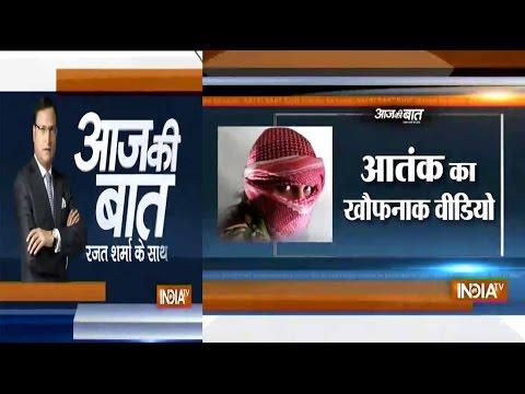 Aaj Ki Baat With Rajat Sharma | January 14, 2015 - India Tv video