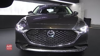 2020 Mazda 3 SkyActivG - Exterior And Interior Walkaround - 2019 Montreal Auto Show