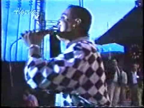 Cheb Hasni live concert 1992