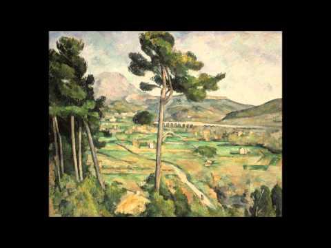 Mountains - No. 2 from Pan by Vítězslav Novák / paintings by Corot etc.