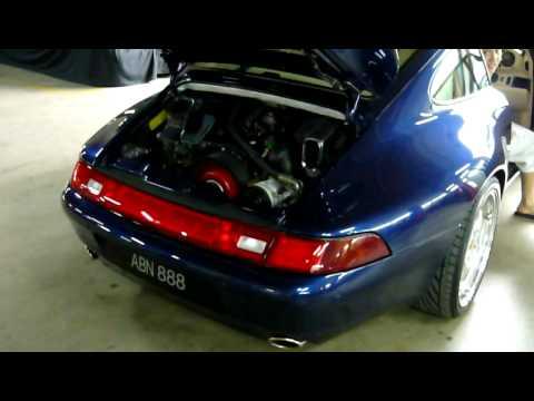Porsche 993 c2 aero kit 3 6 1995 bufori enhance sh003