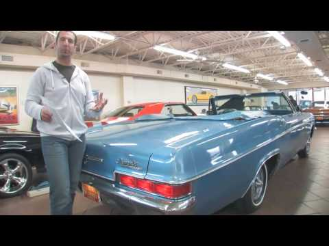 1966 Chevrolet Impala SS Tony Flemings Ultimate Garage reviews horsepower ripoff complaints video