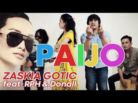 Zaskia Gotik - Paijo Feat. RPH & Donall Cover By Ilham N Raya