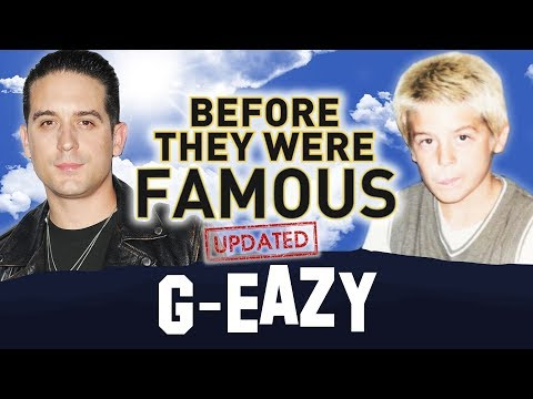 G EAZY | Before They Were Famous | UPDATED BIOGRAPHY
