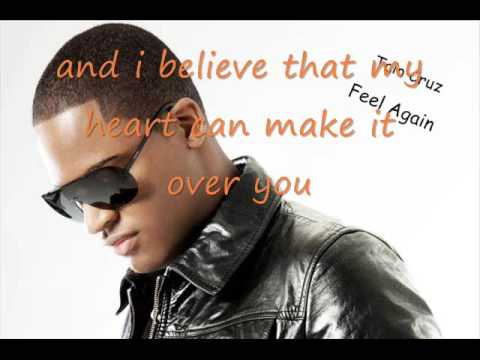Taio Cruz Feel Again + Lyrics