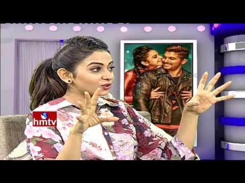Rakul Preet Singh Excited Over Chiranjeevi Admiration | Exclusive Interview | HMTV