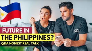 DO WE EVEN have a FUTURE in the PHILIPPINES?? Q&A