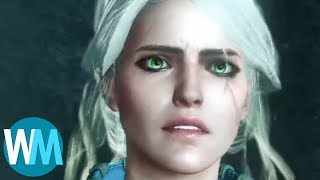 Top 10 Greatest WITCHER 3 Moments!