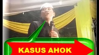 INILAH TANGGAPAN KASUS AHOK versi KH ANWAR ZAHID