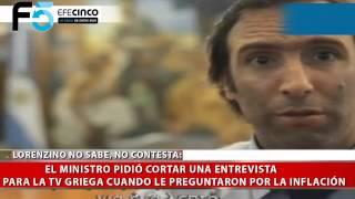 """HERNÁN LORENZINO: """"ME QUIERO IR"""" // EL VÍDEO //"""