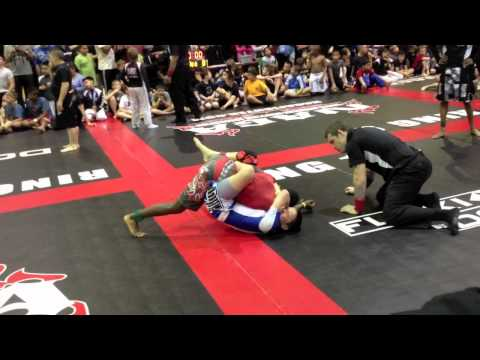 Florida Semi Final No Gi Grapplers Quest - Jean-Paul Lebosnoyani.