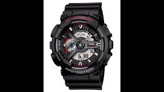 Funções do G-Shock GA-110 - NLTime Relogios
