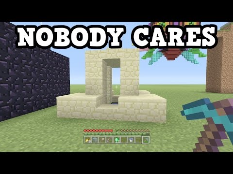 Minecraft - 5 Rare Features NOBODY CARES ABOUT
