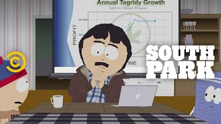 Randy Marsh Needs to Sell More Weed - South Park