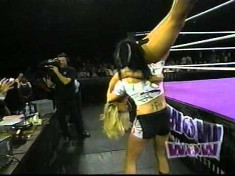 Women Of Wrestling - Episode 20: Part 4 - Riot Vs Sandy video