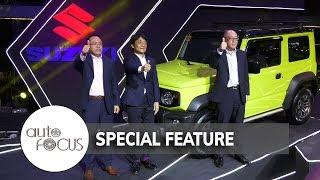 Auto Focus   Special Feature: 2019 All-New Suzuki Jimny Launch