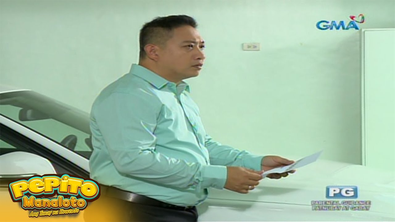 Pepito Manaloto: May death threat si Pitoy!