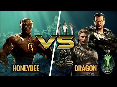 Evo Runback Honeybee Vs Dragon War Of Gods 8 Week