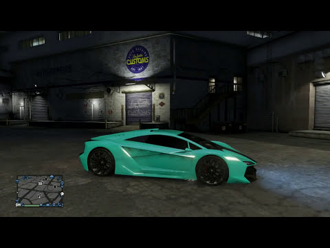 GTA 5 Paint Jobs - Tiffany + Buzz Lightyear