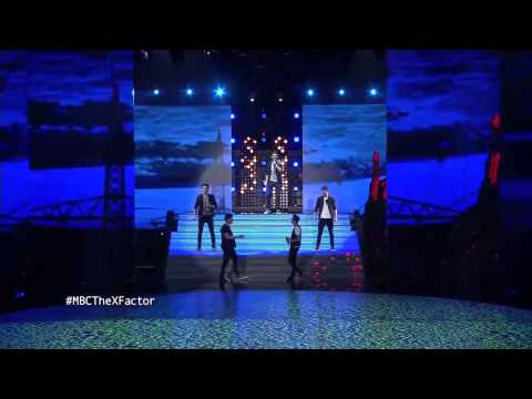 Mbc The X Factor -the Five  -شوفت بعينيا- العروض المباشرة video