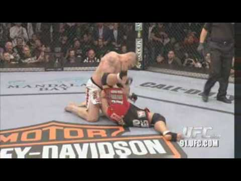 UFC 91 - Couture VS Lesnar: Couture Preperation