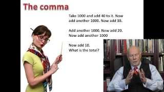 How to use the comma  - a punctuation survival guide